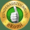 ekomi - echte Kundenbewertungen